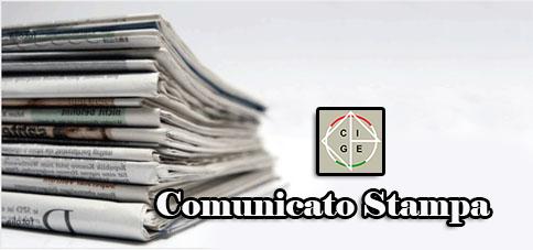 COMUNICATO STAMPA 13/04/2018